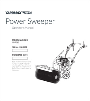 YP7065 - Power Sweeper