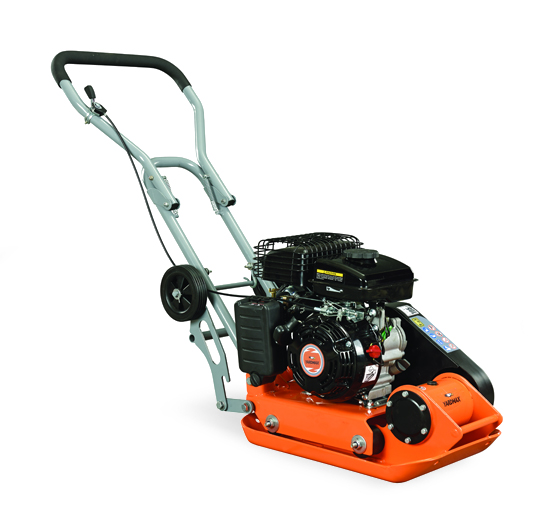 Snow Blower 24 >> Yardmax 1850lb Compaction Force Plate Compactor