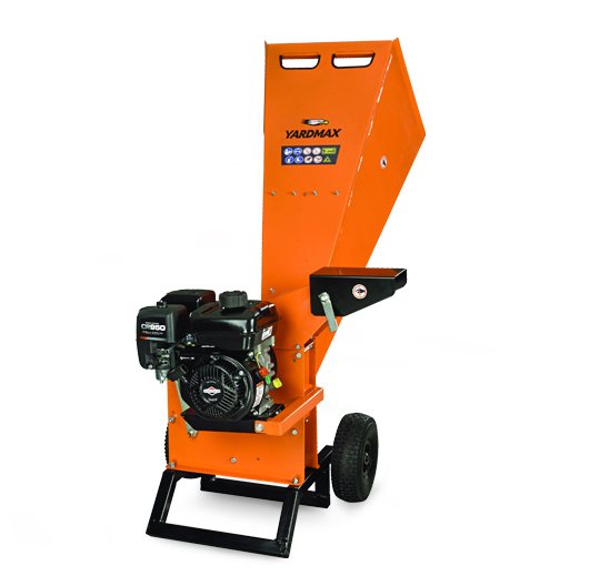 Snow Blower 24 >> Yardmax Chipper Shredder