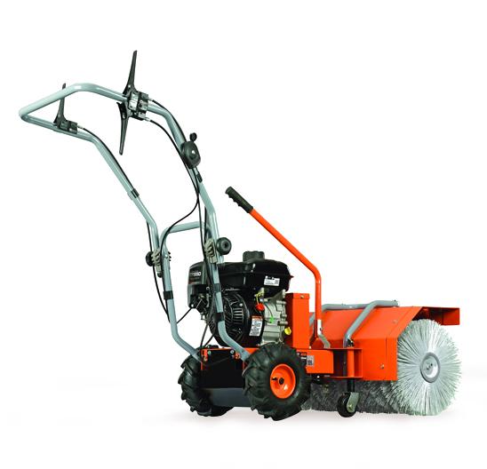 Snow Blower 24 >> Yardmax Power Sweeper