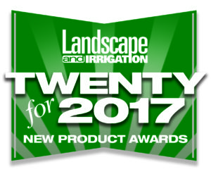 Power Trackbarrow named one of Top 20 Products for 2017