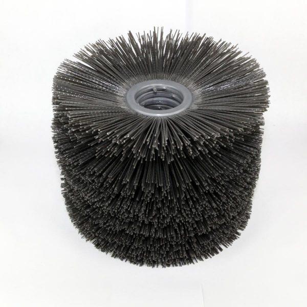 Full set of brushes