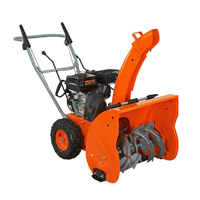 2 stage snow blower yardmax 24 quot two stage snow blower 28976