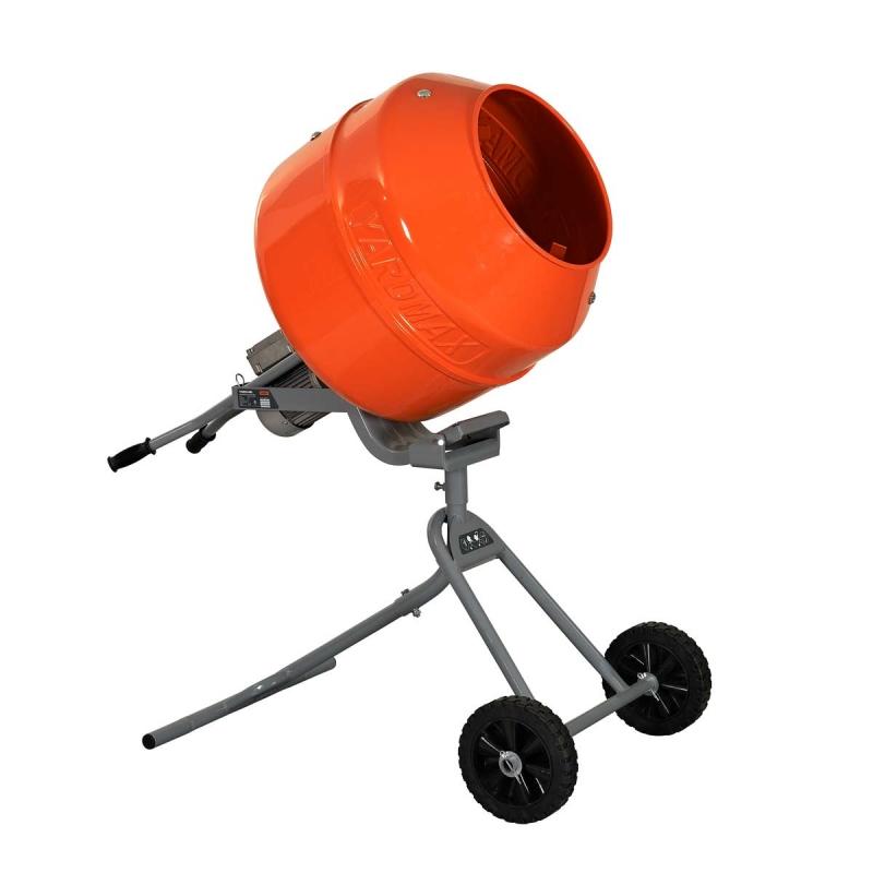 5.0 cu ft Concrete Mixer Product Photo