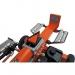 YUS850-35Ton_Top View-Wedge&Cradles