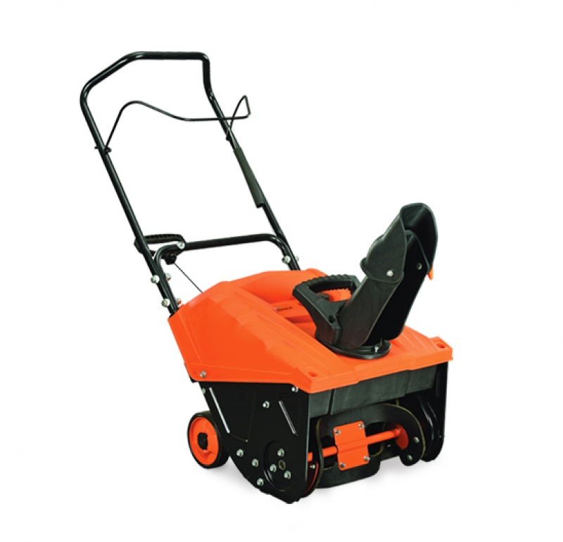 22 inch Yardmax Snow Thrower Single Stage
